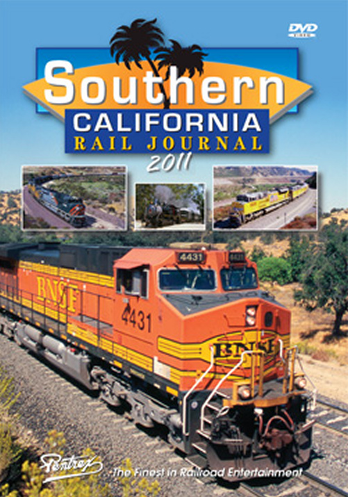 Southern California Rail Journal 2011 DVD