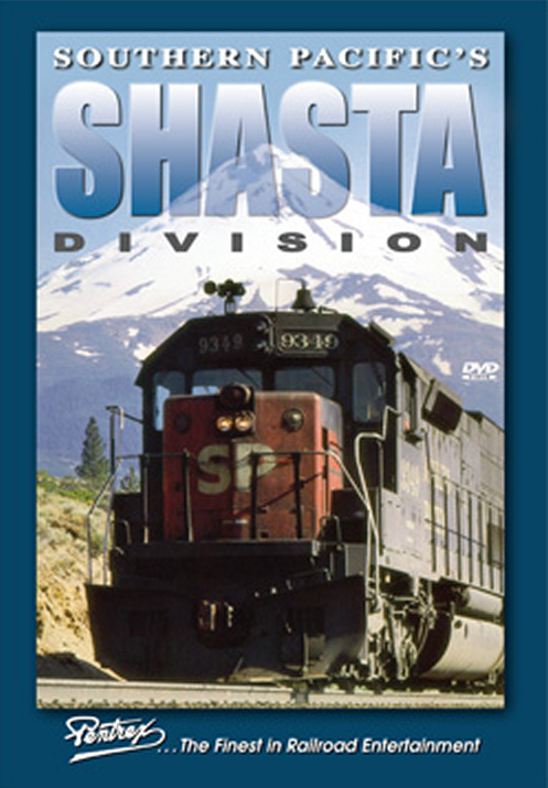 Southern Pacifics Shasta Division DVD