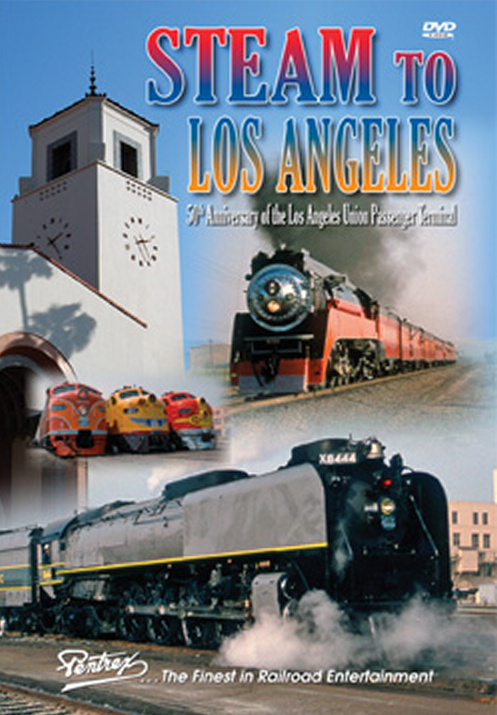 Steam to Los Angeles DVD