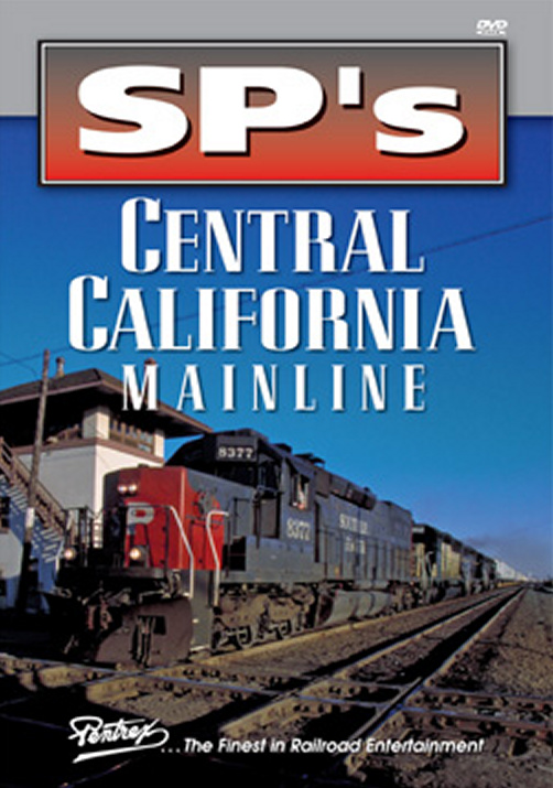 SPs Central California Mainline DVD