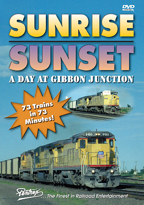 Sunrise-Sunset 1 - Gibbon Junction DVD