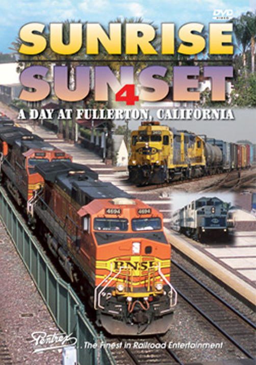 Sunrise-Sunset 4 - Fullerton DVD