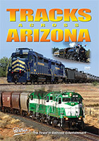 Tracks Across Arizona DVD