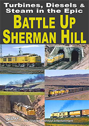 Battle Up Sherman Hill DVD