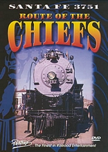 Santa Fe 3751 - Route of the Chiefs DVD
