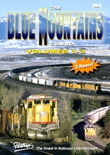 Blue Mountains Vols 1-3 Combo DVD