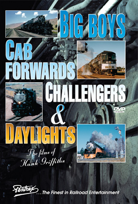 Big Boys, Cab Forwards, Challengers & Daylights DVD