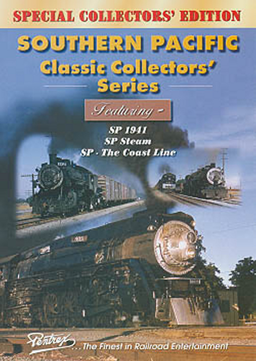 Southern Pacific Classic Collectors Series Combo DVD