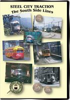 Steel City Traction - The South Side Lines on DVD by Transit Gloria Mundi