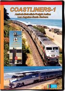 Coastliners Volume 1 - Amtrak Metrolink