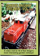 Garden Railway Dreamin Vol 1 DVD
