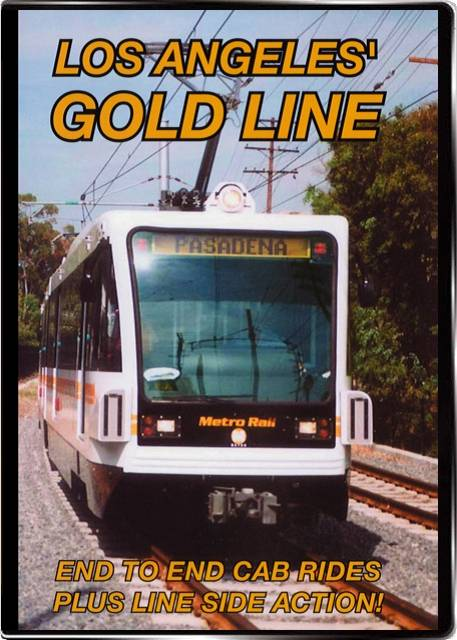 Los Angeles Gold Line