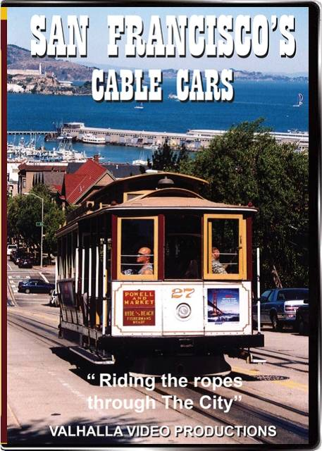 San Francisco's Cable Cars DVD