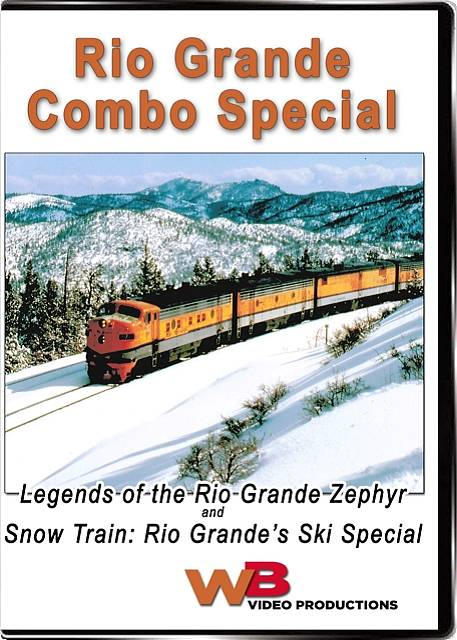 Rio Grande Combo - Zephyr - Snow Train
